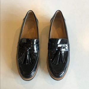 Franco Sarto loafer with tassel